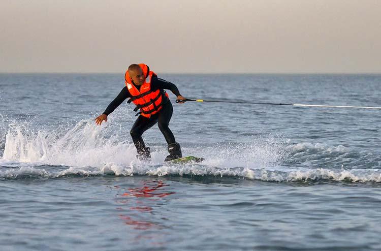 wakeboard en gijon